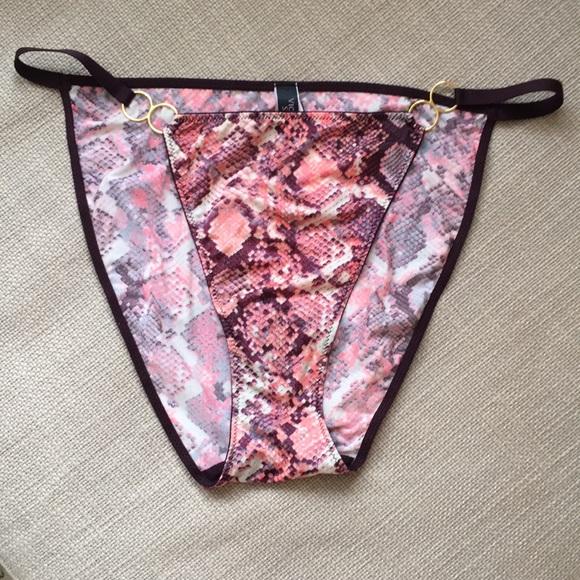 NWT Victoria/'s Secret String Bikini Panty